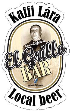 Sumarstörf á Kaffi Láru / El Grillo Bar – restaurant summerjobs