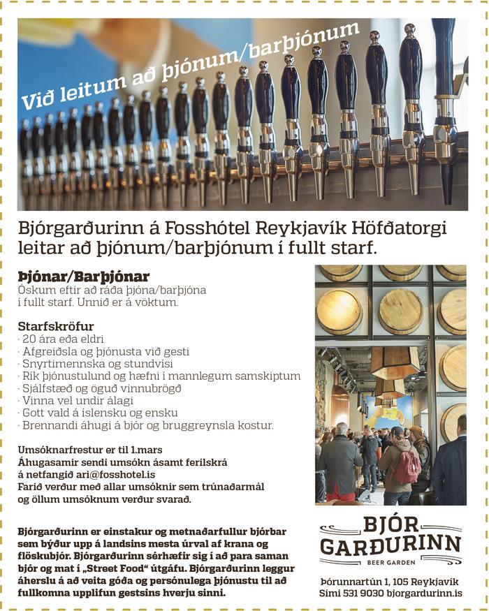 Bjórgarðurinn
