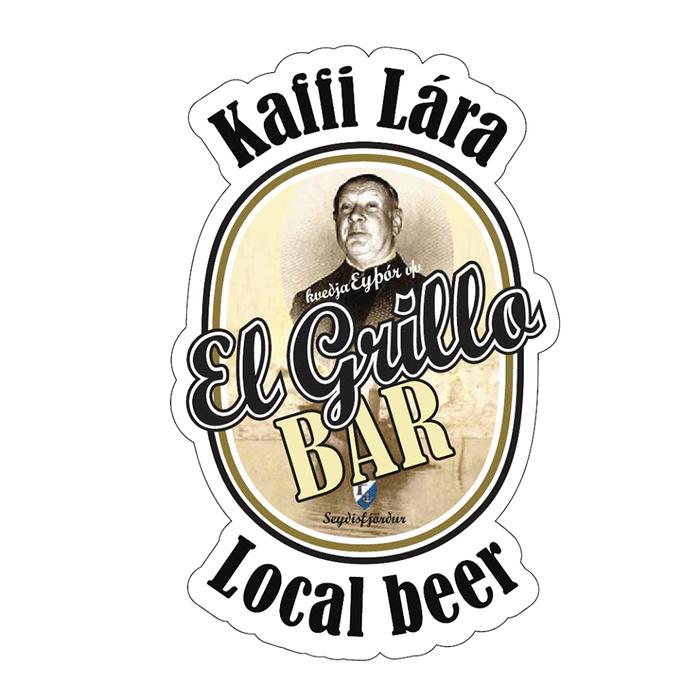 Eldhús/Cook Kaffi Lára - El Grilló bar
